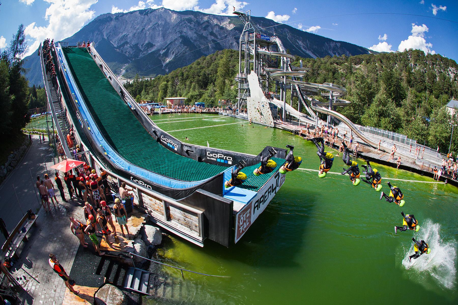 Area 47 In Tirol Non Stop Action And Adrenaline The Ski Guru