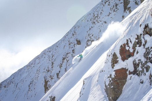 Big skiing in Big Sky Montana. Big Sky Resort is to be part of the Mountain Collective Pass