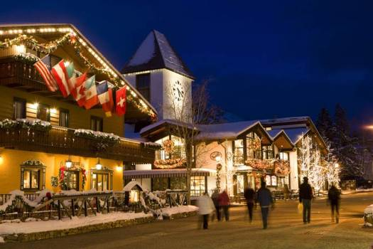 The Vail Village is where Vail Resorts started many years ago.