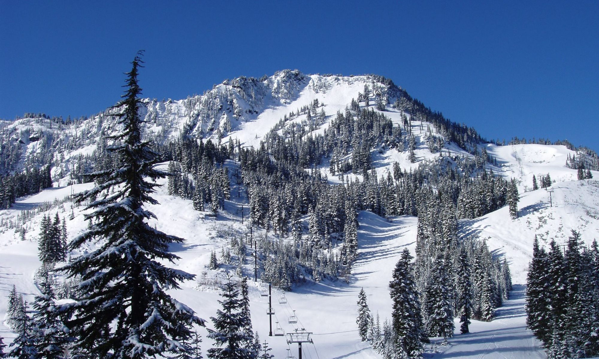 Cowboy Ridge at Stevens Pass, one of the areas bought by Vail Resorts in its last shopping spree.
