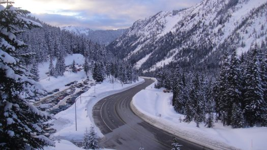 Stevens Pass in Washington State. Bought by Vail Resorts and now available on your EPIC Pass.