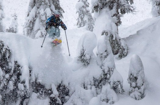 Stevens Pass is a powder paradise - last acquisition of Vail Resorts and now available with the EPIC Pass.