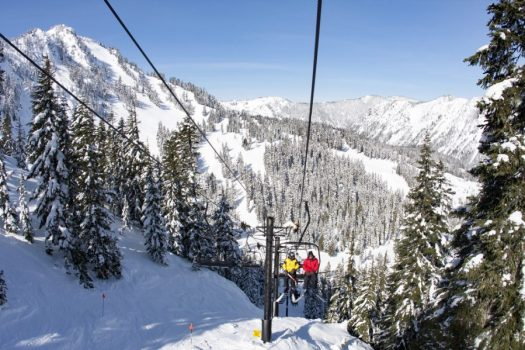 Photo: Stevens Pass. Vail Resorts. Vail Resorts Commits to $175 Million to $180 Million in Capital Investments to Reimagine the Guest Experience for the 2019-20 Season.