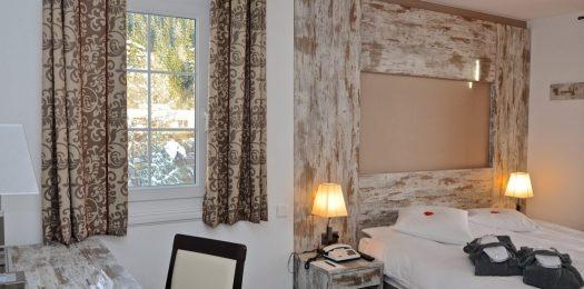 Room at the Art de Vivre hotel.