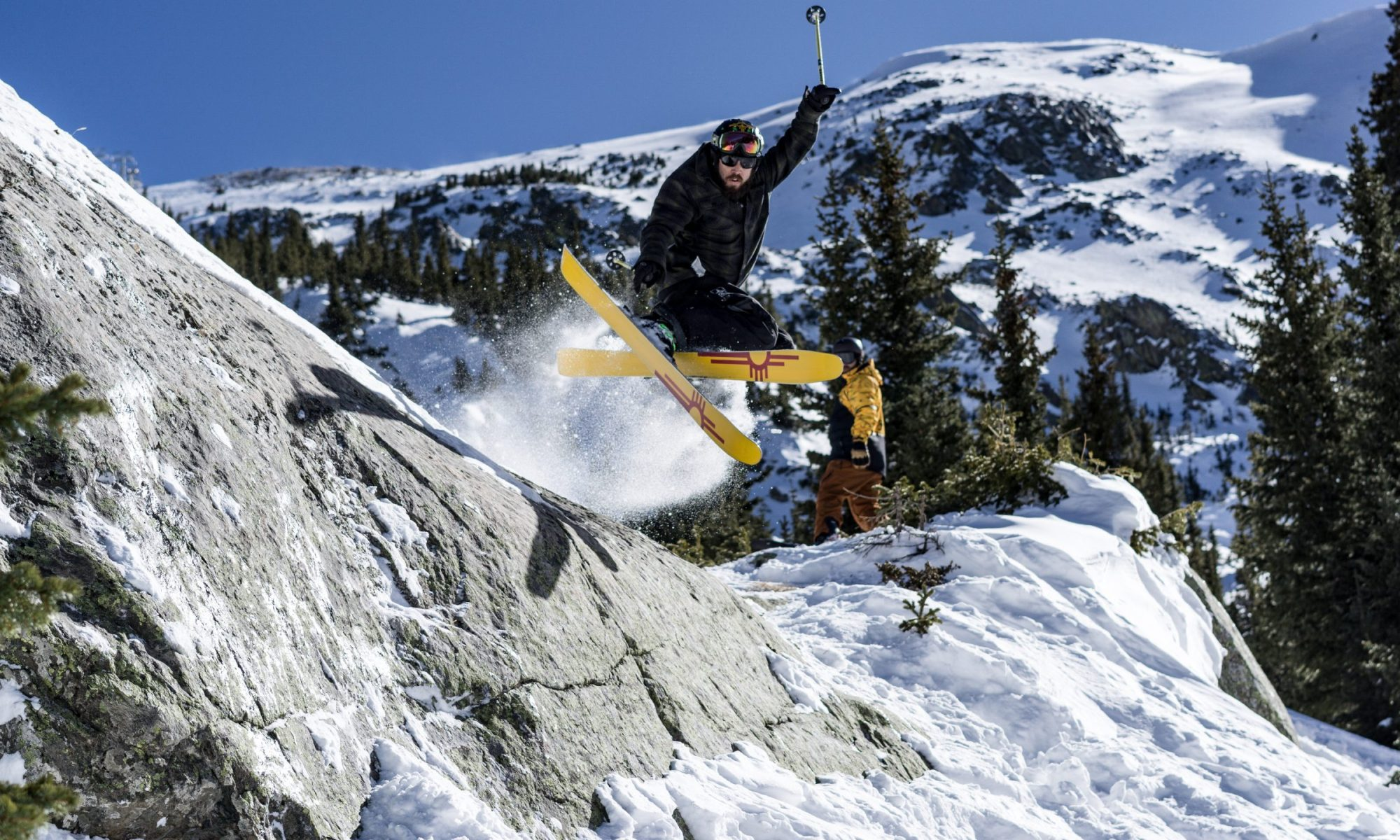 Skiing in Taos - Photo credit: Ski Taos. Taos Regional Airport Launches Taos Air – an Air Service to Dallas, Austin