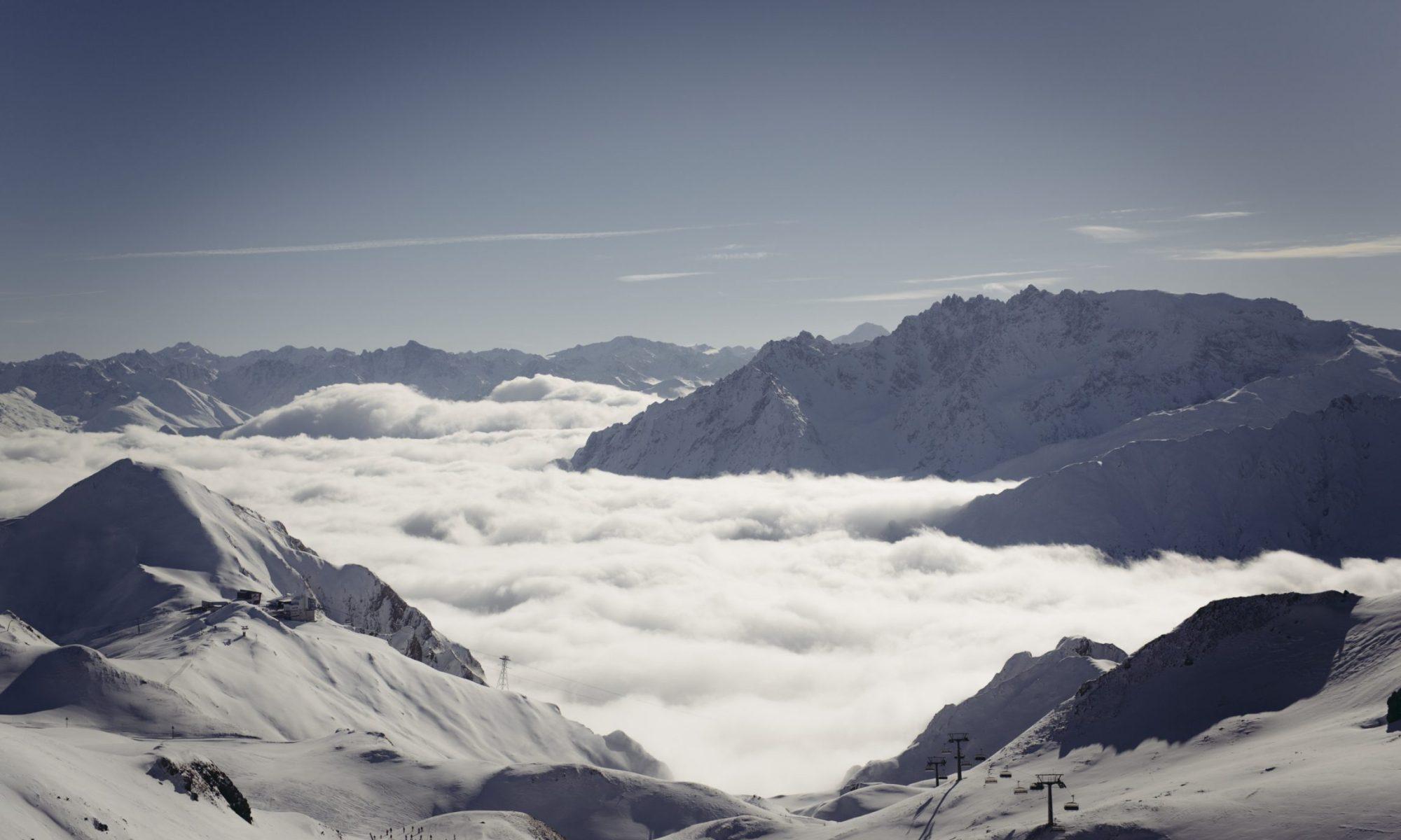 Ischgl - Copyright: Tirol Werbung- Jarisch Manfred. News from the Tirol's ski resorts 2018/19.