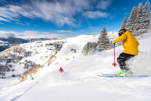 Tom Cohen Photo. Vail Resorts Commits to $175 Million to $180 Million in Capital Investments to Reimagine the Guest Experience for the 2019-20 Season.