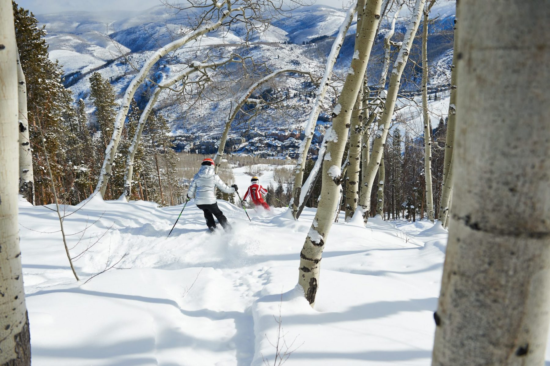 The EagleVail chairlift to Beaver Creek was not accepted by the