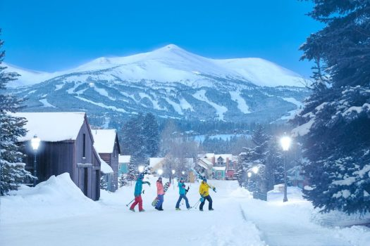 Breckenridge, one of the main resorts on the I-70 from Denver, favourite with the Brits. Photo: Andrew Maguire. Vail Resorts. Vail Resorts Commits to $175 Million to $180 Million in Capital Investments to Reimagine the Guest Experience for the 2019-20 Season.