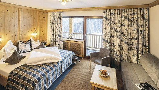 A suite at the Montana Oberlech. The Must-Read Guide to Lech.