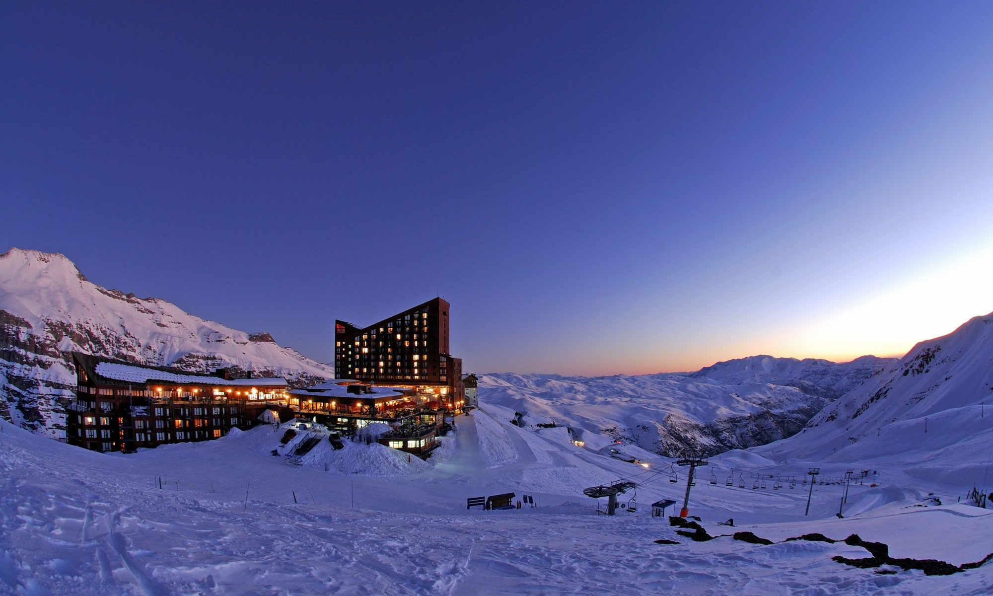 Valle Nevado is now IKON. You can ski now in South America's premier ski resort with your IKON Pass.