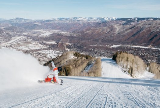 Aspen Mountain to Open with Skiing and Riding Memorial Day Weekend. Photo: Aspen Skiing Company.