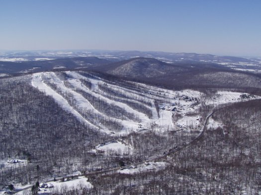 Roundtop Mountain Resort. Photo: Peak Resorts. Peak Resorts Completes Acquisition of Snow Time.