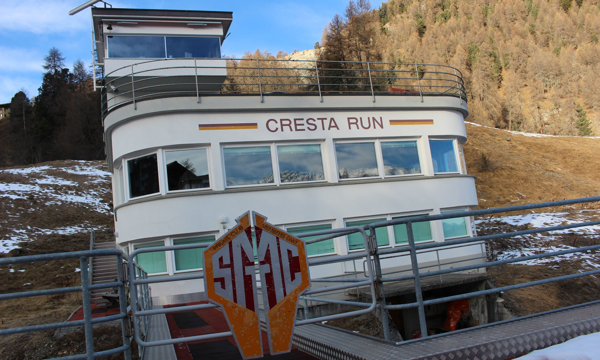 Cresta Run: Women allowed to race iconic track in Switzerland