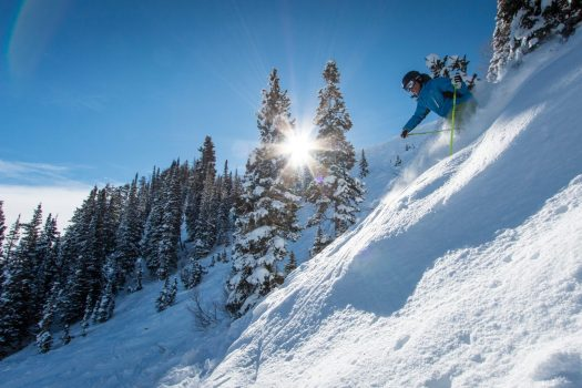Photo: Deer Valley Resort - Powder Skiing -  Deer Valley who was awarded Best US Ski Resort by the World Ski Awards for the sixth year, opens this Saturday December 8th.