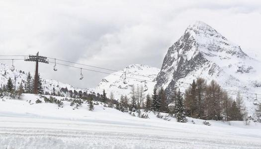 A couple of lifts were sabotaged in Passo Rolle.