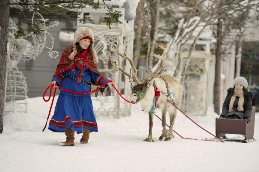 Going to Rusutsu is not only for the skiing, but also for the culture. Reindeer Square. Rusutsu, the Japanese Resort joins the EPIC Pass for the 2019-20 ski season.