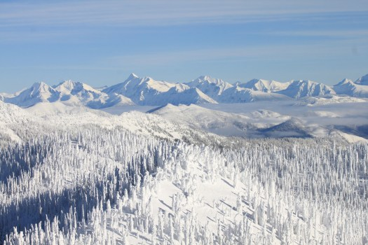 Whitefish - Glacier View. Photo: Whitefish Mountain Resort. Whitefish Mountain Resort got 140 people evacuated from chairlift.