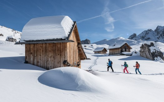 The-Ski-Guru Travel takes you to a Long Ski Safari in the Dolomites, Photo: Giuseppe Ghedina.
