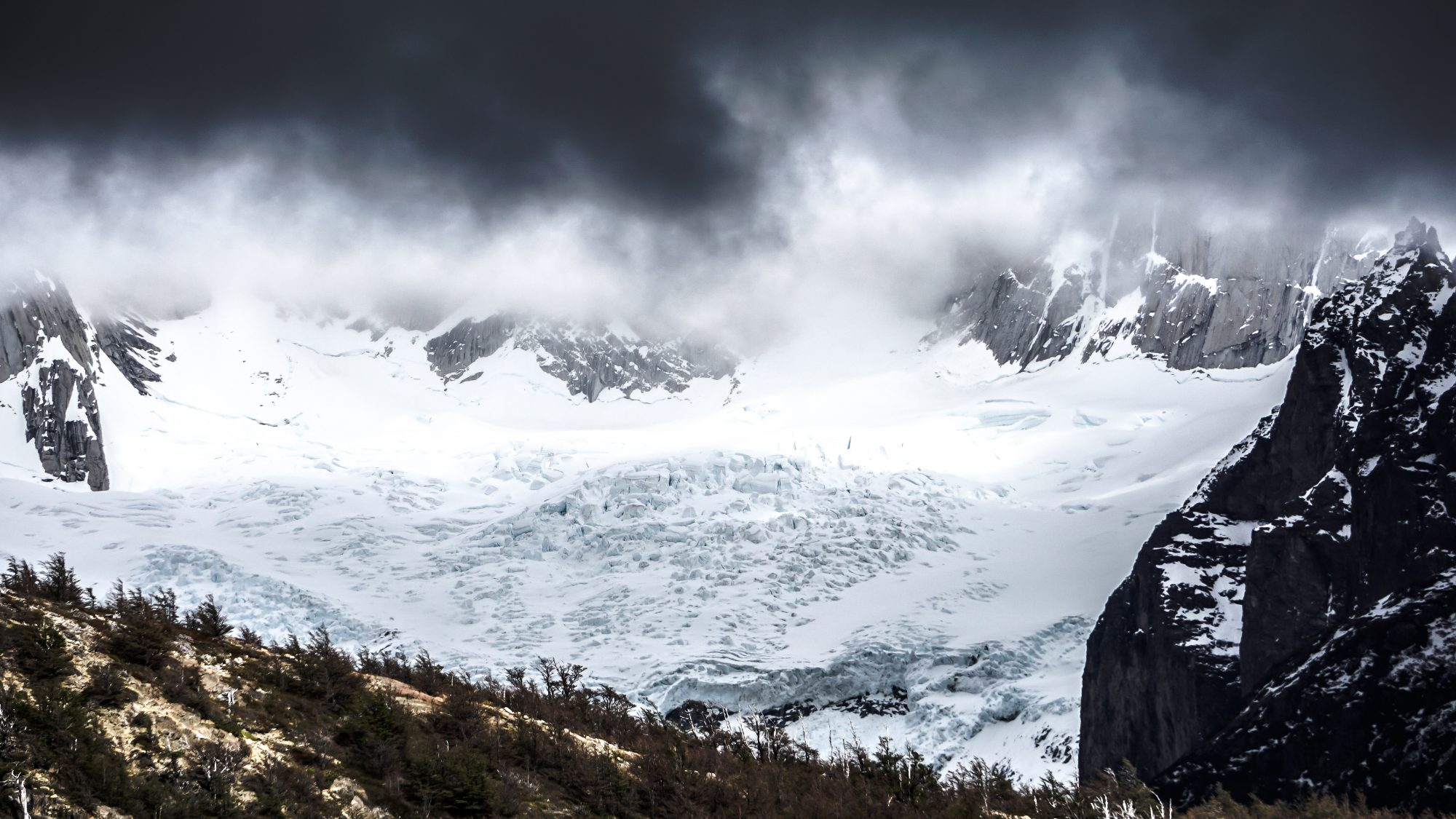 Photo- Mike Suarez- Unsplash. What is the real risk from avalanches?