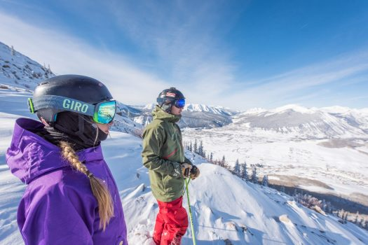 Crested Butte Mountain Resort. Photo: Trent Bona. Crested Butte Mountain Resort Announces Plans to Replace the Teocalli Lift for the 2019-20 Winter Season.
