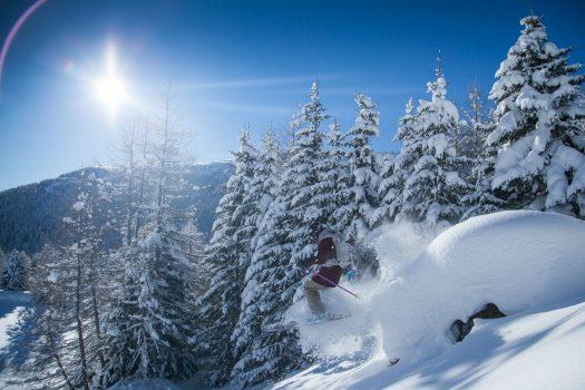 The-Ski-Guru Travel takes you to a Long Ski Safari in the Dolomites.