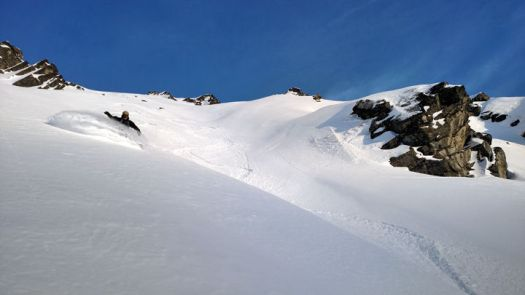 Hatcher Pass in Winter, where Skeetawk Resort is. Skeetawk ski area gets funding for first ski lift.