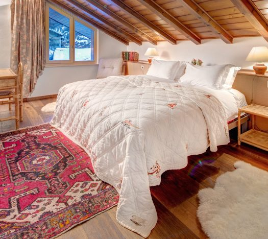 The New Address in Zermatt – Penthouse Zen, photo courtesy of Chalet Zen.