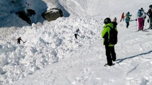 Crans-Montana avalanche claims a life.