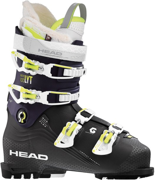 Review on the Head Nexo Lyt 100 W G Ski Boots 2019.