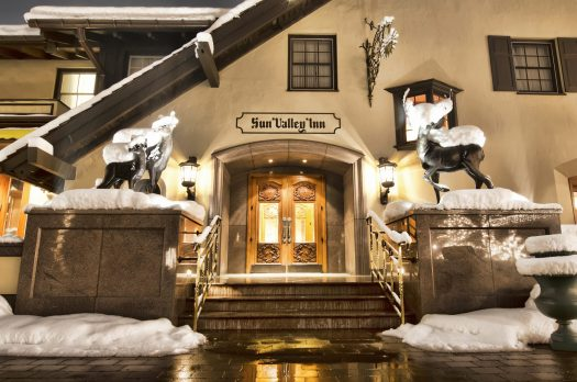 Sun Valley Inn. Photo: Sun Valley Resort. Sun Valley and Snowbasin Join the Epic Pass.