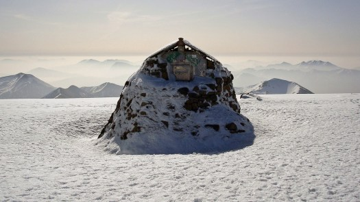 Ben Nevis Summit Shelter. Two killed and two injured in Ben Nevis avalanche.
