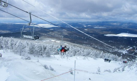 Saddleback ski area might get back in business with another new prospective buyer.