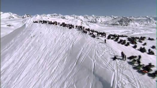 Dangerous avalanche conditions are expected ahead of Arctic Man