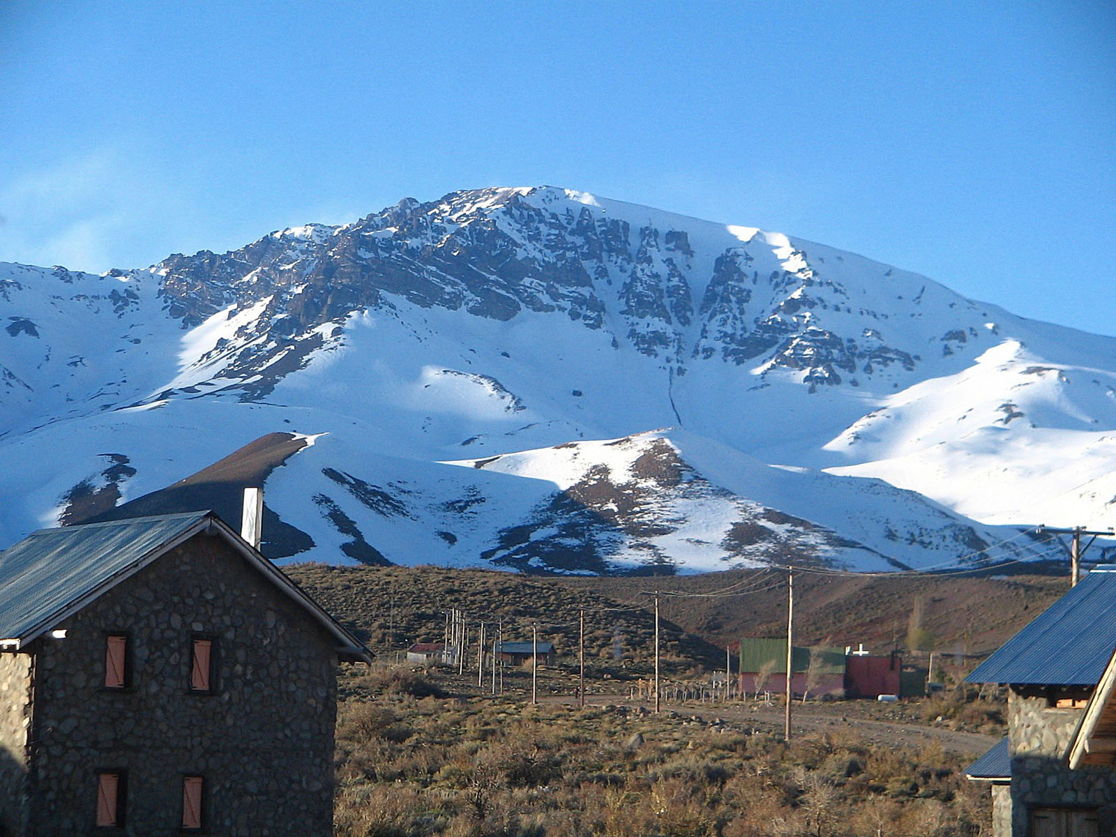 Photo: Valle de los Molles, in the same department of Malargue, but more near Las Leñas ski resort.