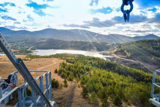 The World's Longest Panoramic Gondola Lift Will Open in Serbia. Photo: Poma Ropeways.