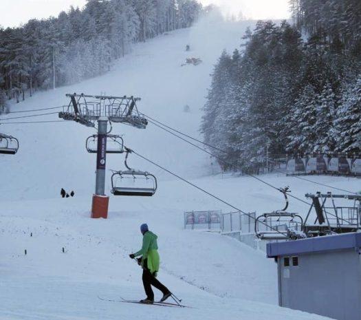 The World's Longest Panoramic Gondola Lift Will Open in Serbia. Tornik ski resort.