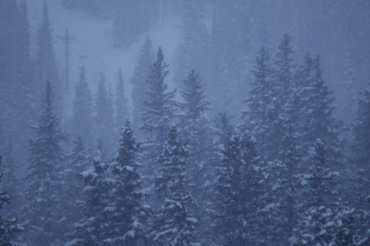 """SHOT 1/24/16 5:41:48 PM - Brighton Ski Resort is a ski area located in Big Cottonwood Canyon, 30 miles (48 km) from downtown Salt Lake City, Utah. Brighton Ski Resort was the first ski resort in Utah, and one of the first in the United States. Brighton was started in 1936 when members of the Alpine Ski Club built a rope tow from wire and an old elevator motor. Brighton claims to be a """"no-frills"""" resort whose sole business is to provide skiers and snowboarders with top-notch trails. Brighton is also known for its extensive backcountry access, visitors can purchase single ride lift tickets to reach the backcountry access gates at the top of the resort. Although the terrain inbounds at Brighton can rival that of the backcountry, Brighton is known for its cliffs, chutes, bowls and natural features. (Photo by Marc Piscotty / © 2016) Utah had its best Ski Season Ever in 2018-19"""