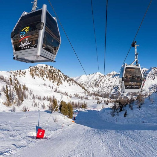 Isola 2000 in the Snowpass Card. Is the Snowpass Card taking Europe by storm?