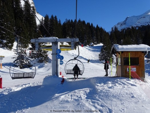 New lifts and piste for Portes du Soleil for the 2019-20 ski season. Picture: Avoriaz- Christophe B.