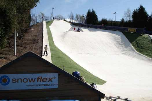 Bearsden Ski and Board Club in Glasgow. Photo courtesy of Ridestore Magazine.