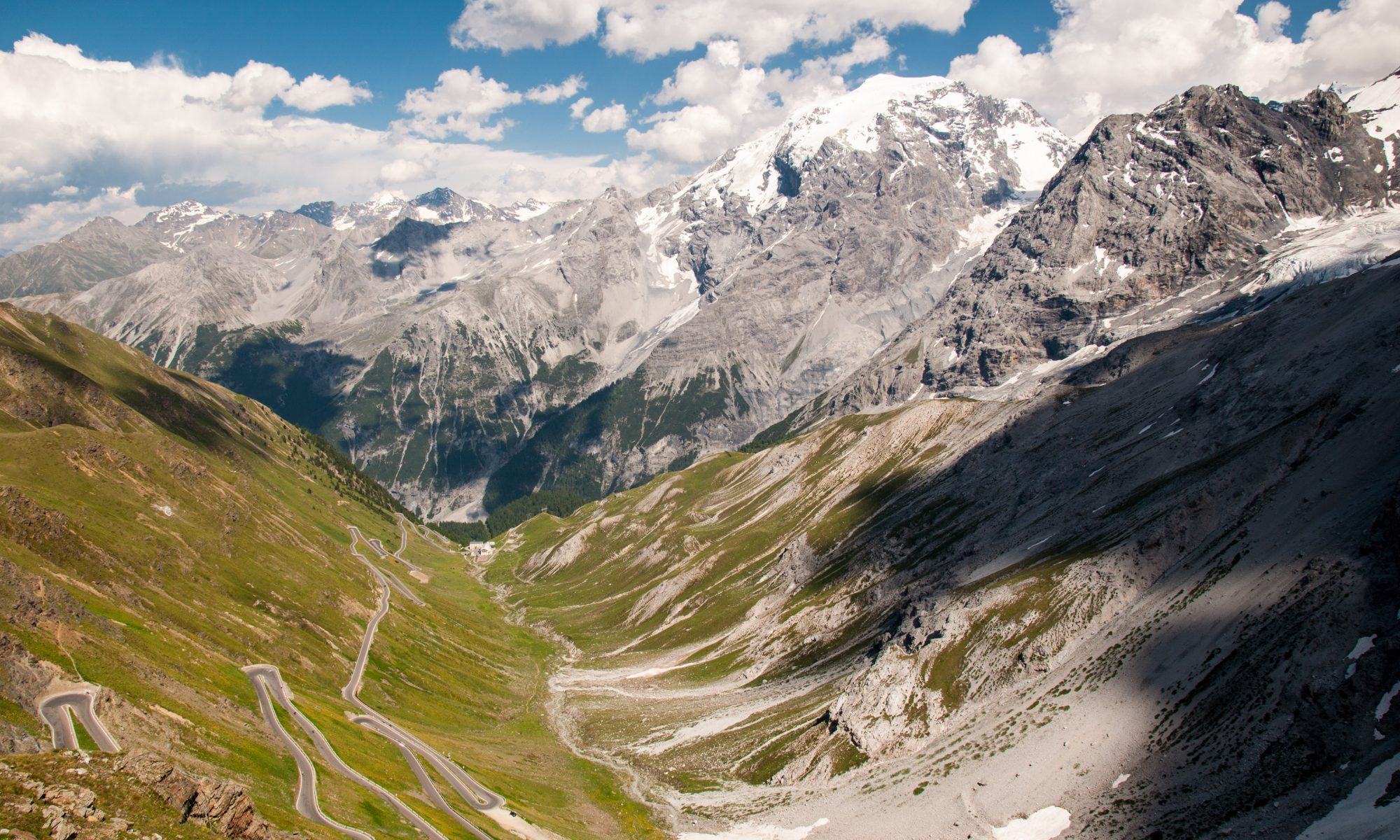 Opening of the Stelvio Pass - Passo dello Stelvio.