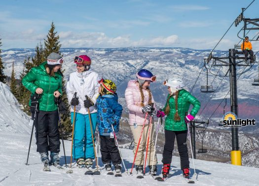 Sunlight. Photo Deanna TreVizo. So, you want to take your family skiing, but you do not know where to start?
