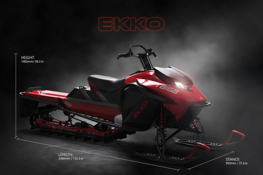 Taiga Motors Eikko specs. Photo: Taiga Motors.  Aspen Skiing Company Announces New Partnership with Taiga Motors