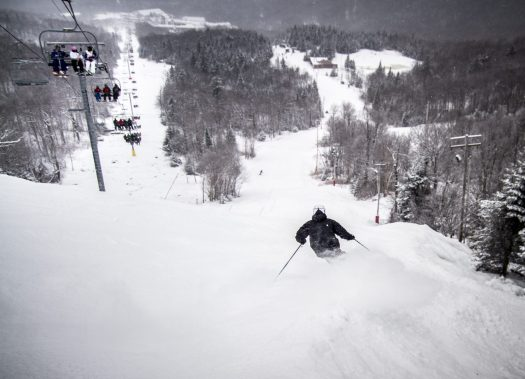 Vermont's Bolton Valley. SkiVermont.com - Over 4 million skier visits for Vermont.