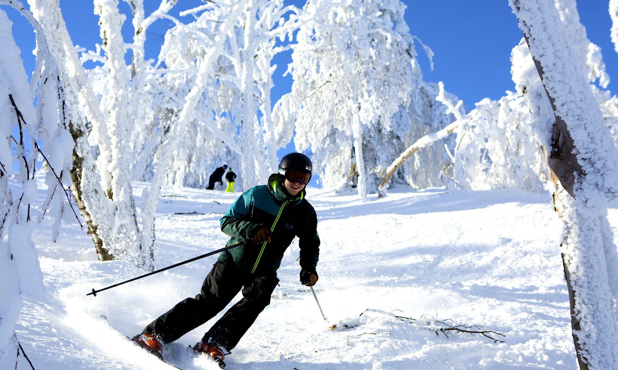 Okemo Resort picture. SkiVermont.com - Over 4 million skier visits for Vermont.