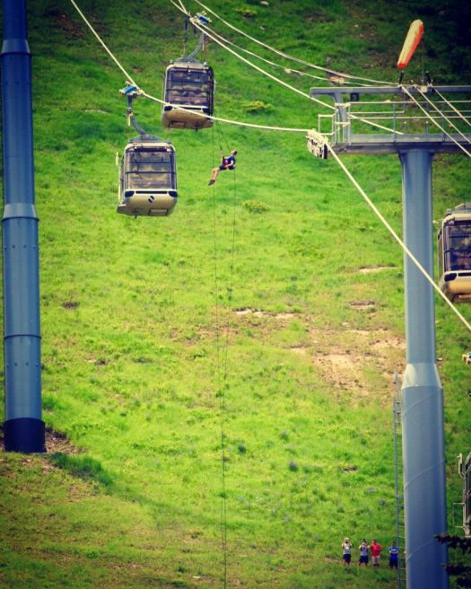 Vail's Eagle Bahn gondola evaluation. Photo from Michael Shellenberger. Vail Daily.