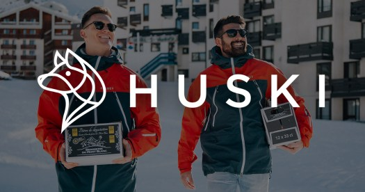 Huski delivers to your home, if holidaying in France (maybe soon in other countries in the Alps!) So, you want to take your family skiing, but you do not know where to start?