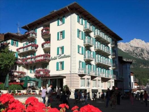 Hotel Cortina in Cortina d'Ampezzo. What's new in Cortina for the 2019-2020 Winter Season.
