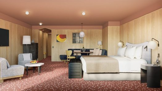 Where to Stay in Méribel: Hotel Le Coucou - opening December 2019